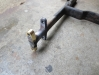 Roller hook arm brazing repair