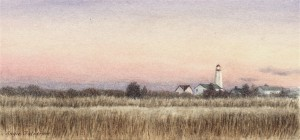 Saybrook Light, old saybrook